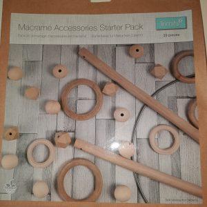 macrame accessories