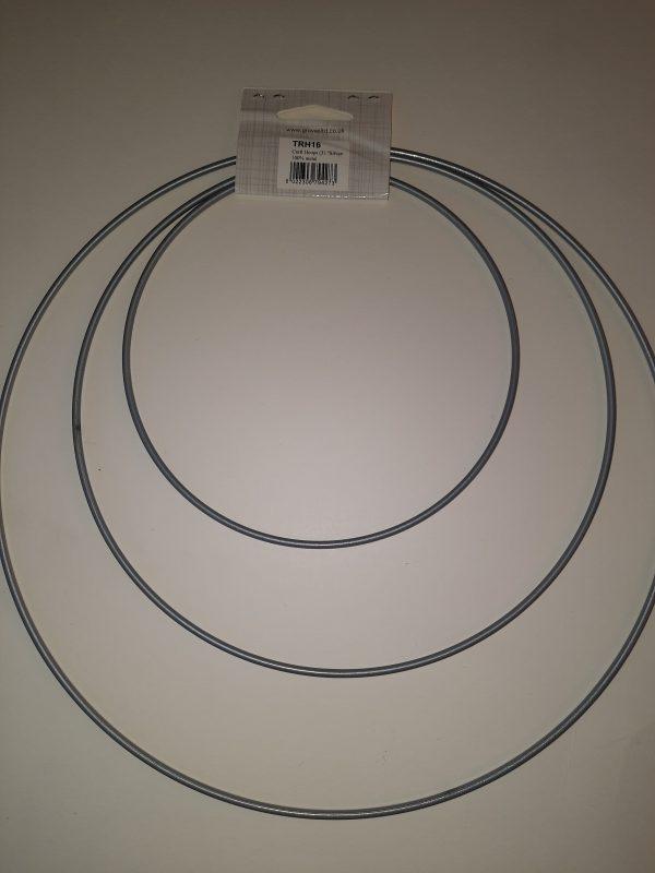 silver hoops mayflowermakes