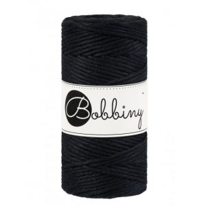 mayflower makes bobbiny black 3mm